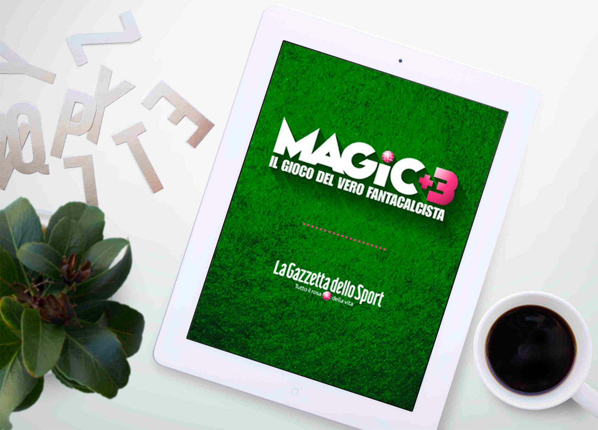 magic libro
