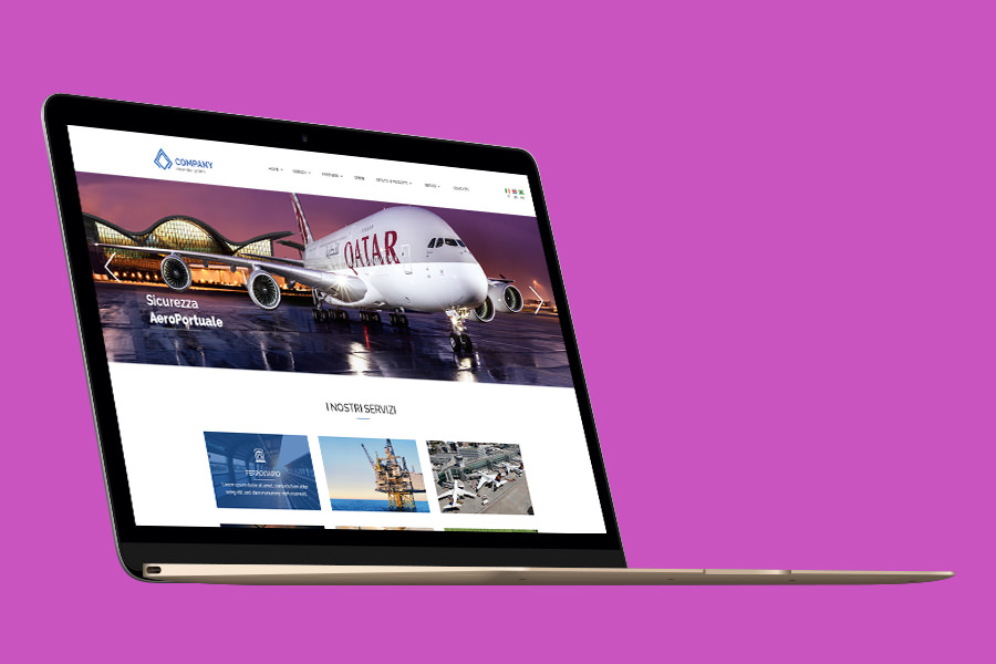 servce website